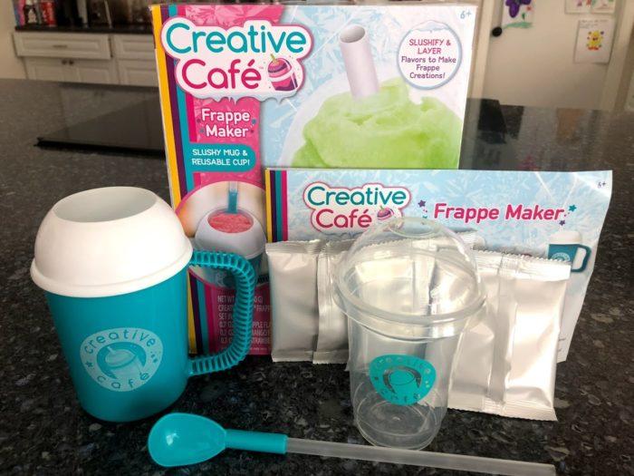 Let Kids Make a Frozen Treat With the Creative Café Frappe Maker
