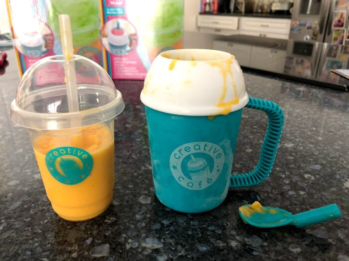 Let Kids Make a Frozen Treat With the Creative Café Frappe Maker