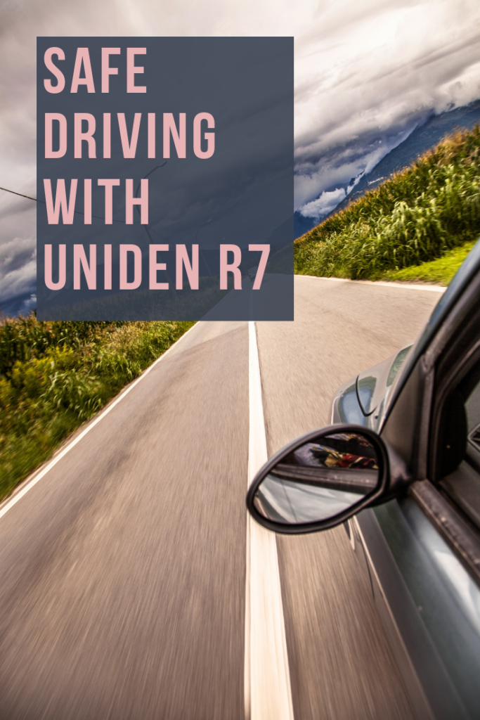Speed Control Begins with Uniden R7