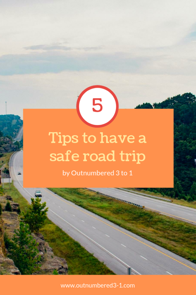 Tips to help you have a safe road trip