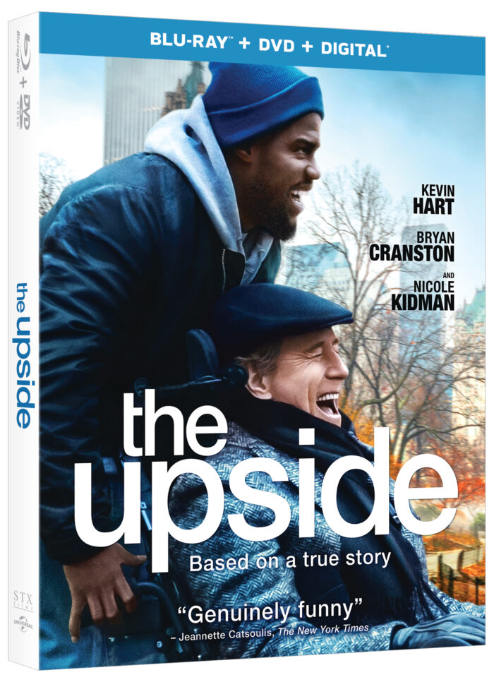 The Upside Debuting on Digital May 14 & on Blu-ray Combo Pack, DVD & On Demand May 21