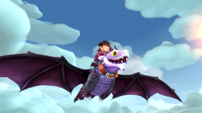 Dreamworks Dragons Dawn of New Riders on Switch, PS4, Xbox One and PC + Giveaway