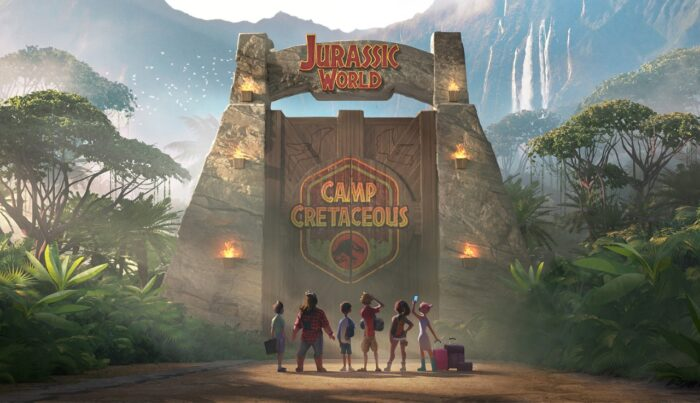 Jurassic World: Camp Cretaceous Animated Series Roars Onto Netflix in 2020