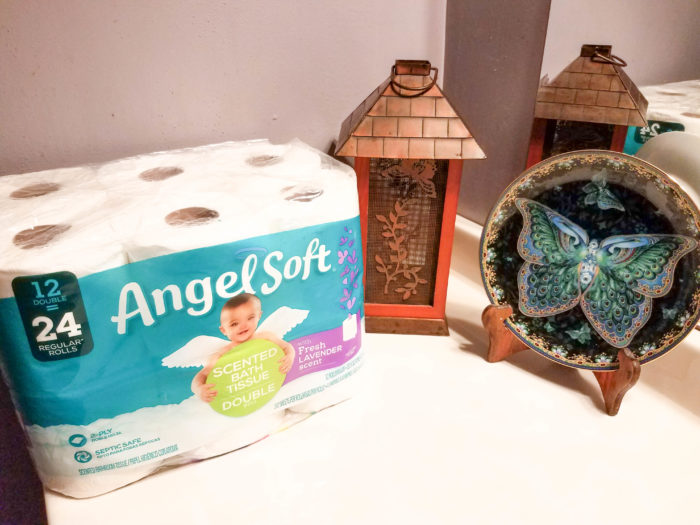 Angel Soft with Fresh Lavender Scent