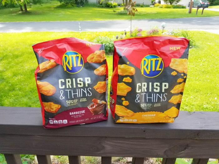 RITZ Crisp & Thins