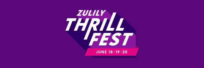 Zulily Thrill Fest