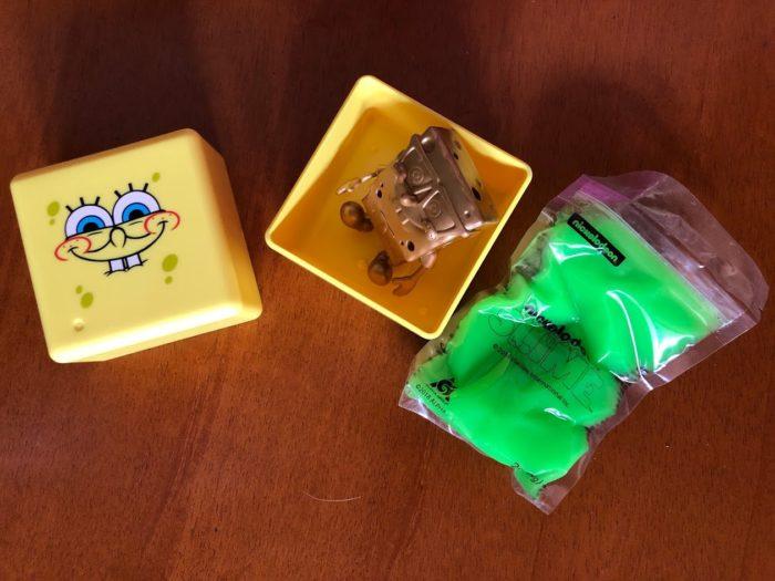 SpongeBob SquarePants Product Line From Alpha Group