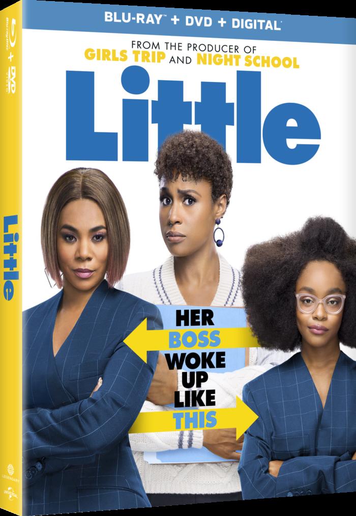LITTLE - Starring Marsai Martin, Regina Hall & Issa Rae - On Digital 6/25 and Blu-ray 7/9