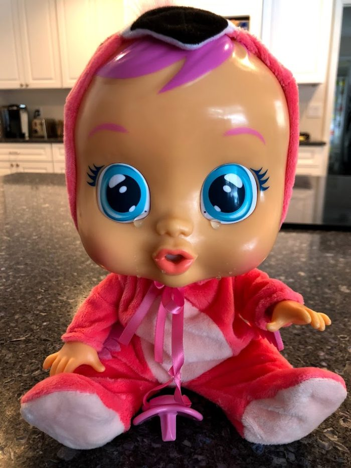 Cry Babies are the Cute Dolls That Actually Cry!