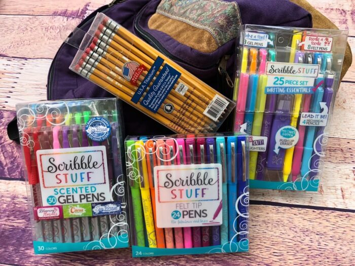 Scribble Stuff & USA Gold Has the Writing Utensils You Want for Back to School