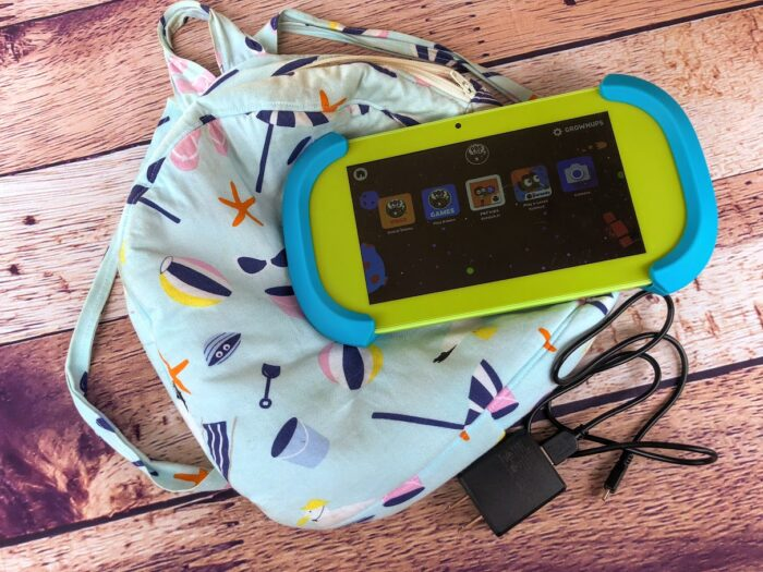 The PBS KIDS Playtime Pad+ is What Preschoolers WANT for Summer Travel