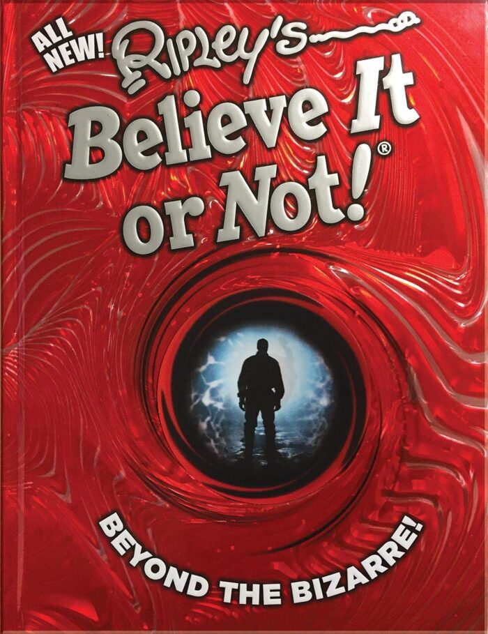 Ripley's Believe It Or Not! Beyond The Bizarre (ANNUAL #16)