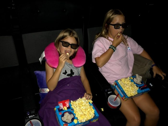 Watching The Lion King in 4DX for an EXTRA-AMAZING Movie Experience