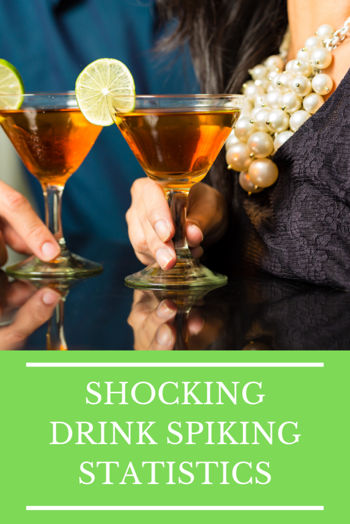 drink spiking statistics