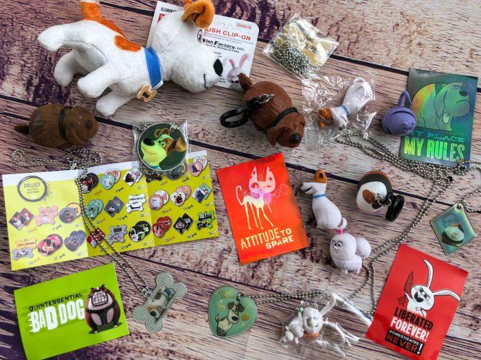 The Secret Life of Pets 2 Value Box