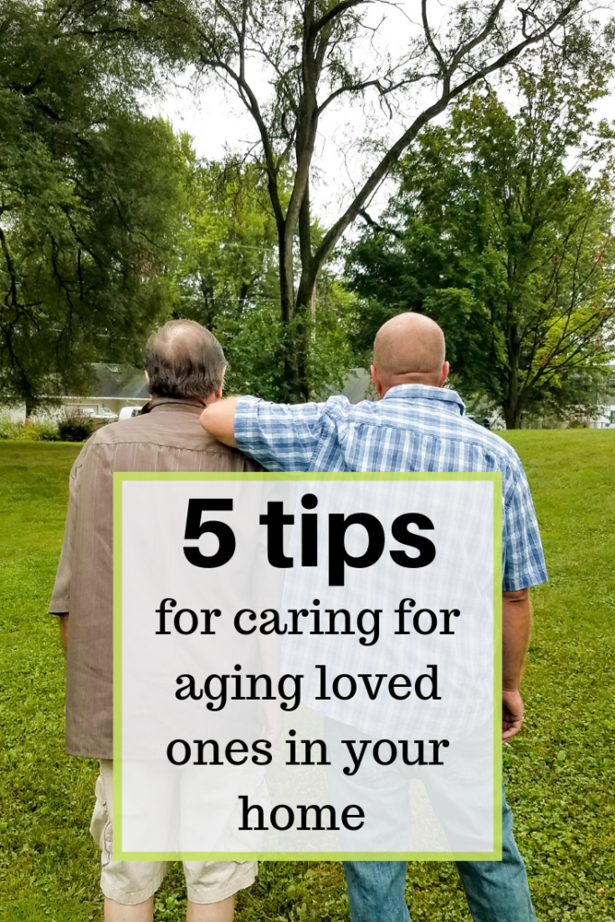 5 Tips for Taking Care of the Elderly in Your Home