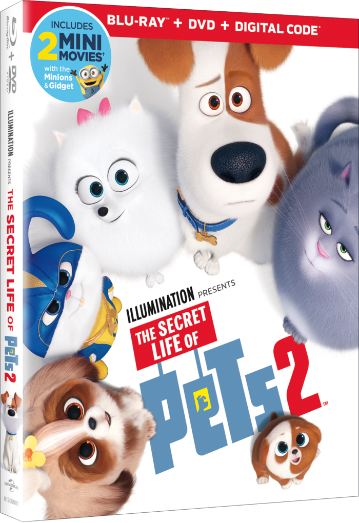 The Secret Life of Pets 2 on Digital, 4K Ultra HD, Blu-ray, DVD & On Demand