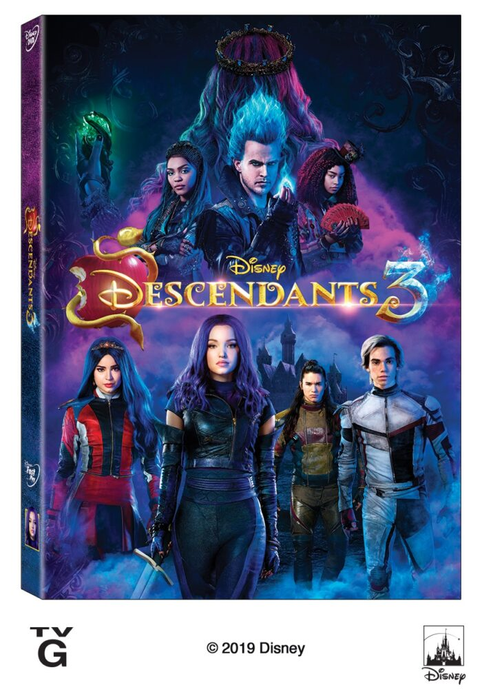 Disney Channel Original Movie Descendants 3