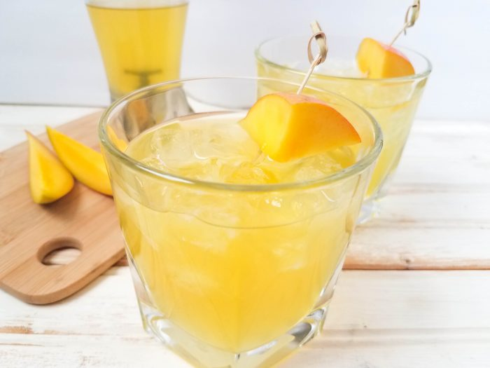 Mango Vodka Punch Recipe