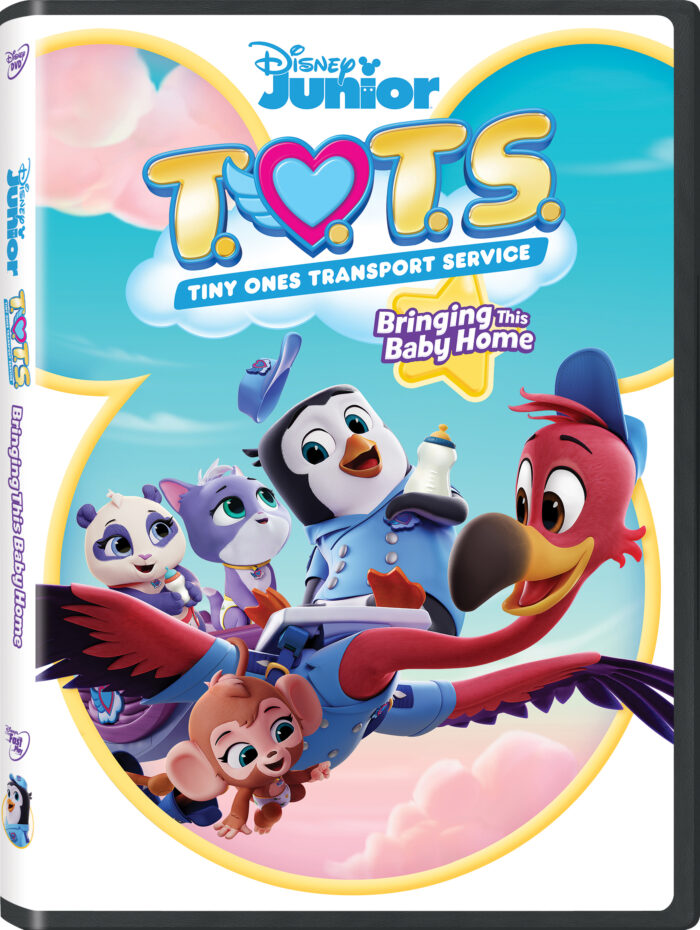 T.O.T.S. Bringing This Baby Home Available on Disney DVD