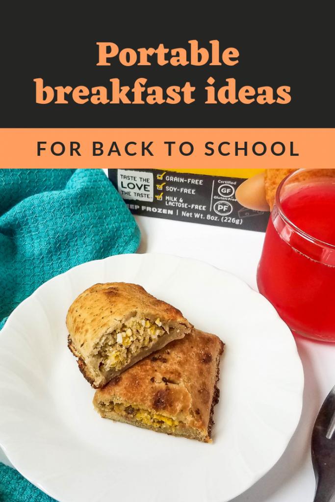 portable breakfast ideas