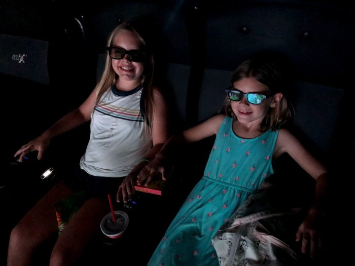 Abominable in 4DX Review