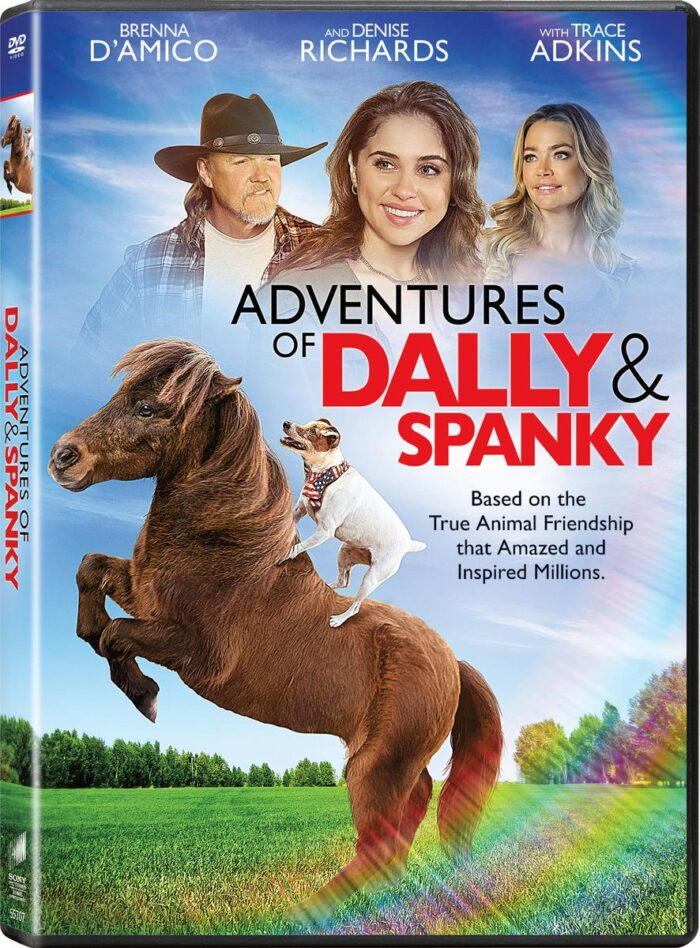 The Adventures of Dally and Spanky Available on DVD September 10th