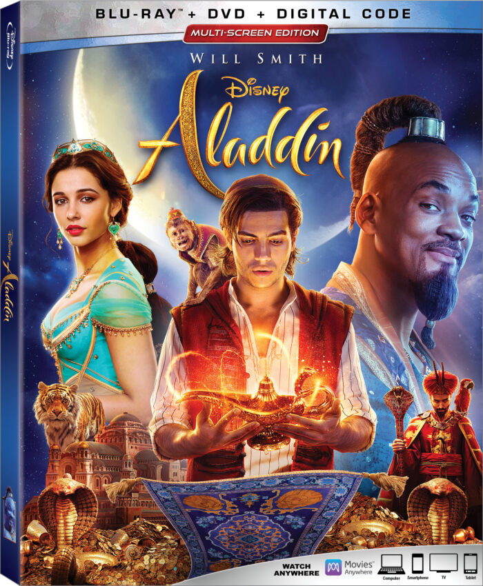Experience the Thrilling and Vibrant Live-Action Adaptation of Aladdin