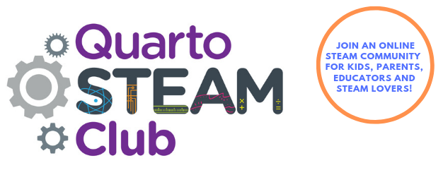 Join the Quarto STEAM Club