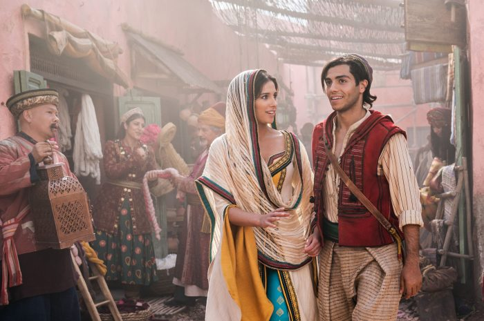 Experience the Live-Action Adaptation of Aladdin on DVD, Blu-ray & Digital