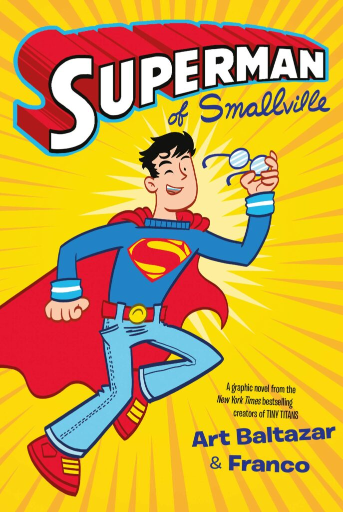 Graphic Novel: SUPERMAN OF SMALLVILLE