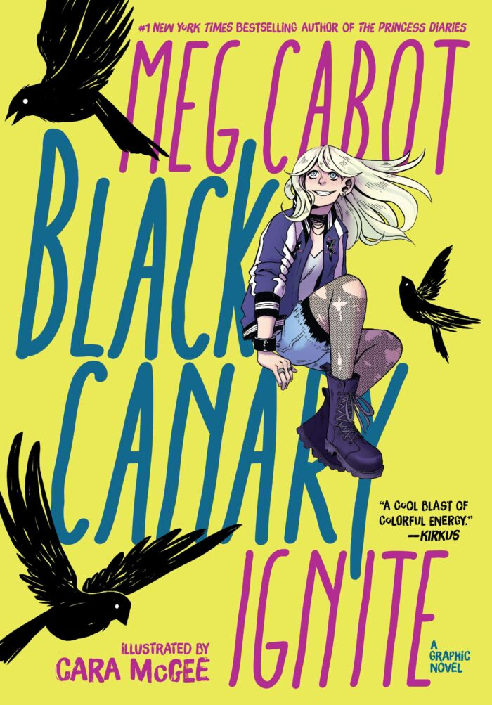 Black Canary: Ignite (Graphic Novel Review)