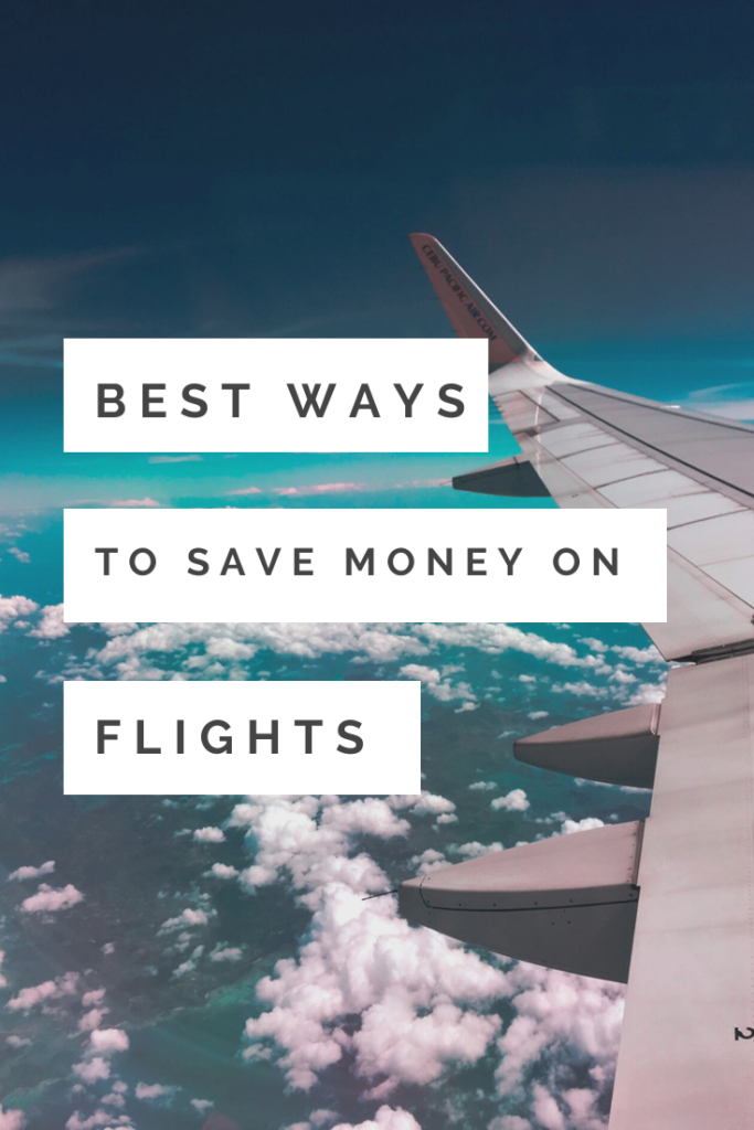 Best Way to Save on Flights
