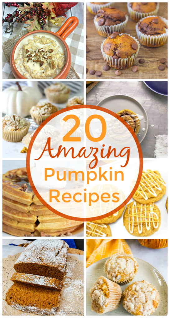 Delicious Pumpkin Recipes for Fall