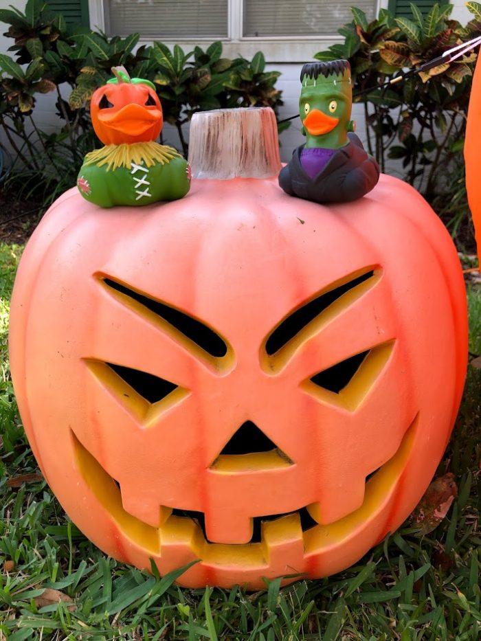 Halloween Rubber Ducks From Wild Republic