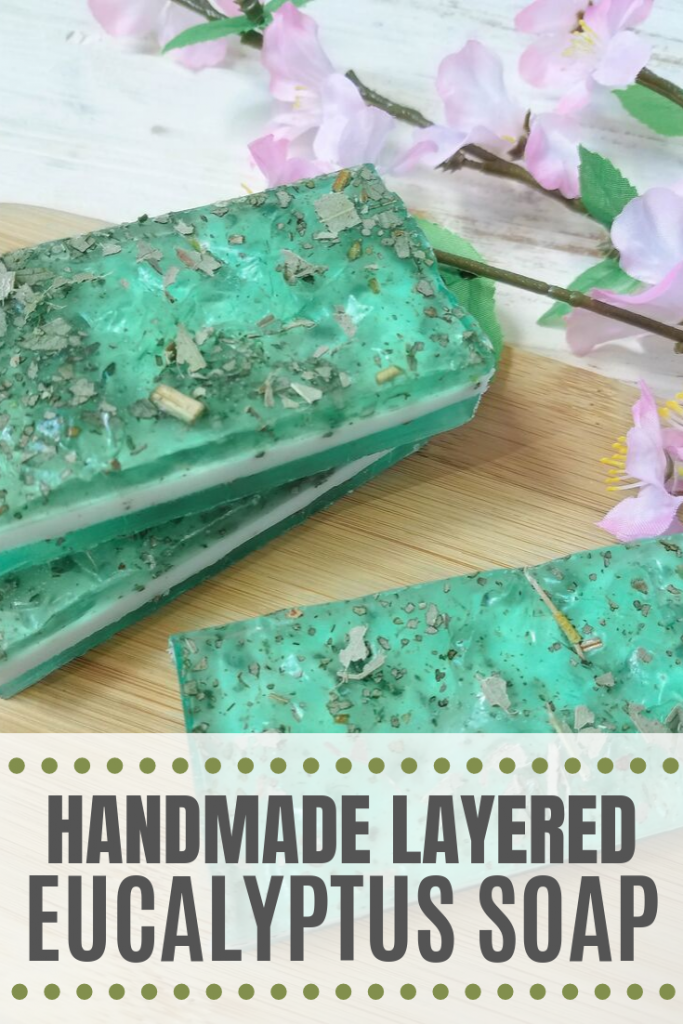 Homemade Eucalyptus Soap Recipe