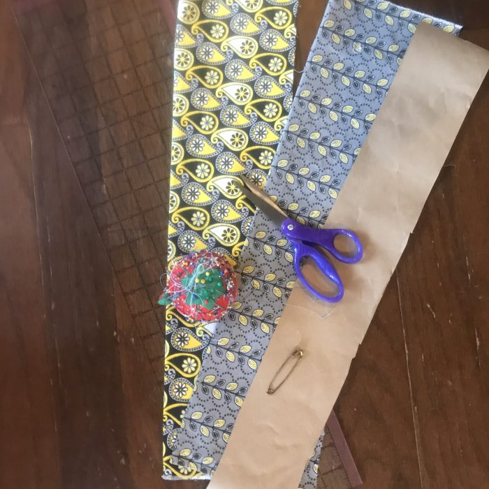 supplies for homemade scrunchies