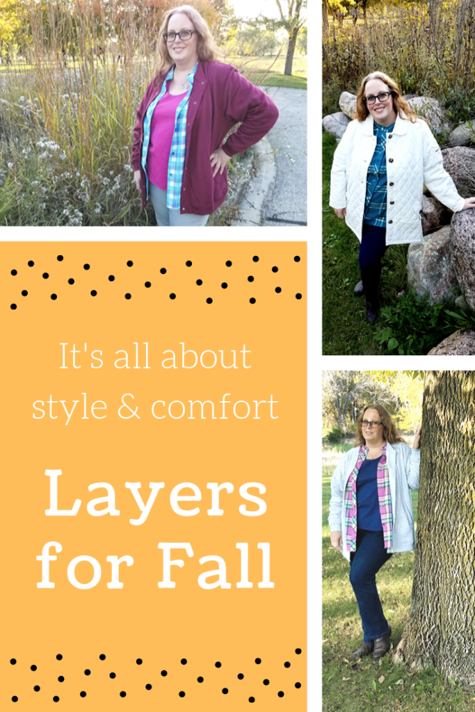 Stylish Layers for Fall