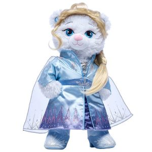 Disney Frozen 2 Elsa Inspired Bear Travel Gift Set