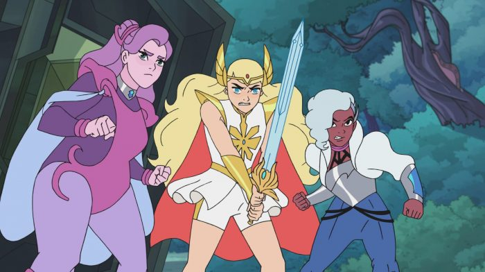 DreamWorks She-Ra and the Princesses of Power Season Available exclusively on Netflix NOW