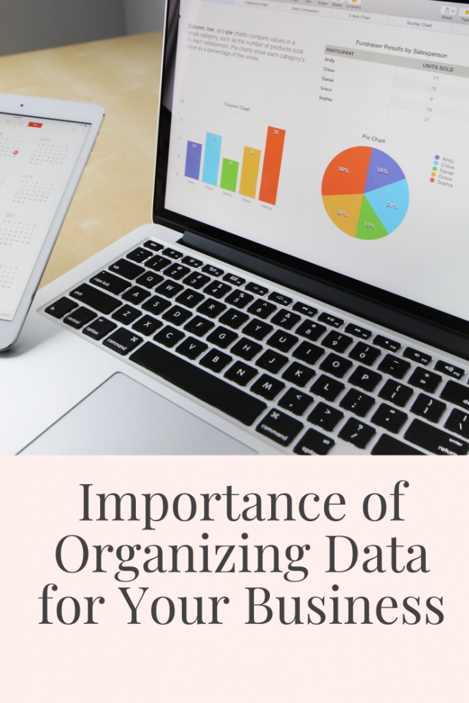 Importance of Organizing Data for Your Business