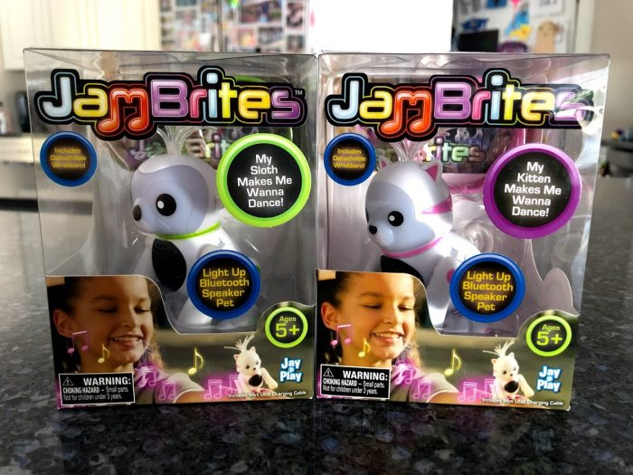 JamBrites Light-Up Bluetooth Speaker Pets - Review