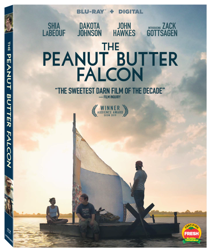 The Peanut Butter Falcon is on Blu-ray, DVD & Digital NOW!