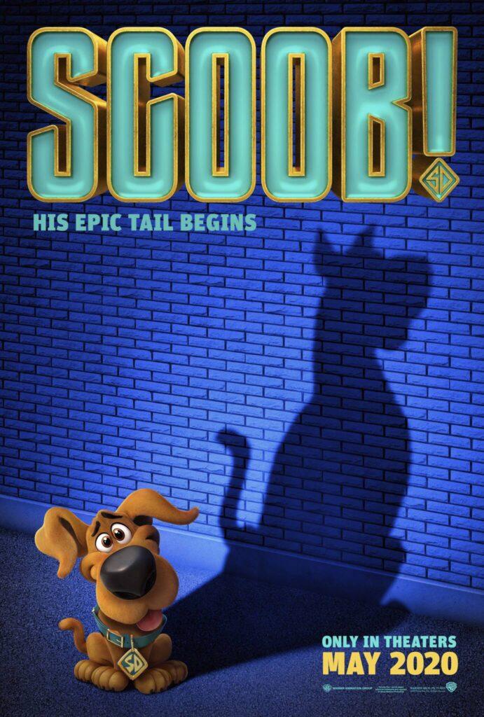SCOOB Movie Trailer, SCOOB Selfie & More!