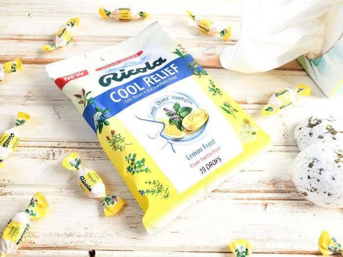 Winter Cold Survival Kit with Ricola