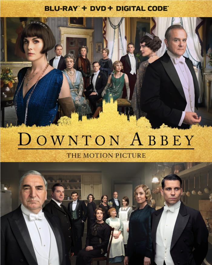 Downton Abbey Arrives on Digital 11/26 and Blu-ray & DVD on 12/17/19