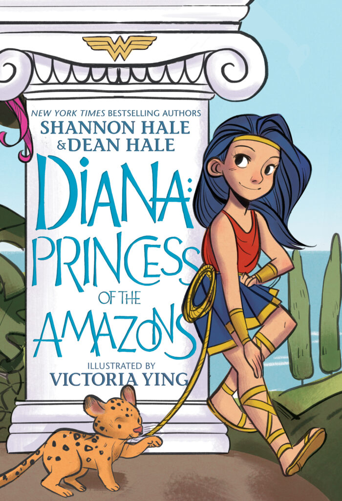 Diana: Princess of the Amazons DC Graphic Novel - Review