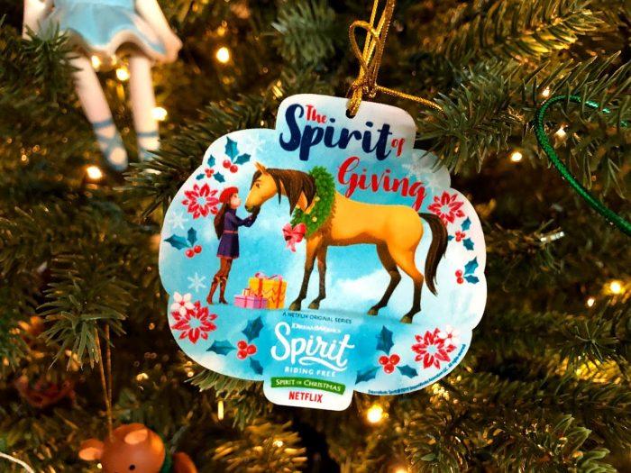 DreamWorks Spirit Riding Free: Spirit of Christmas on Netflix December 6th