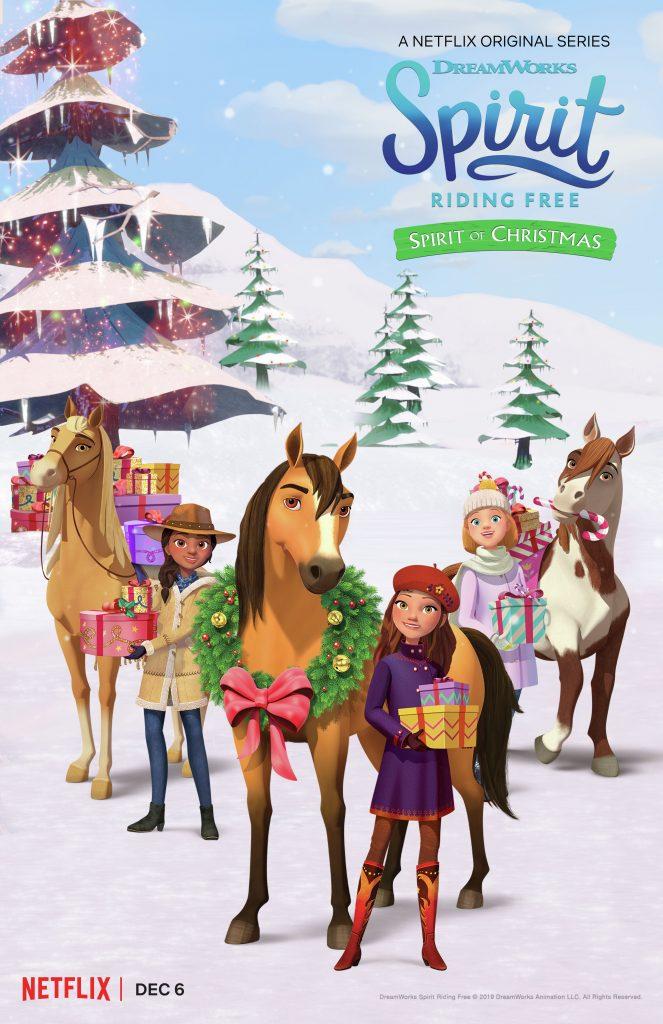 DreamWorks Spirit Riding Free: Spirit of Christmas