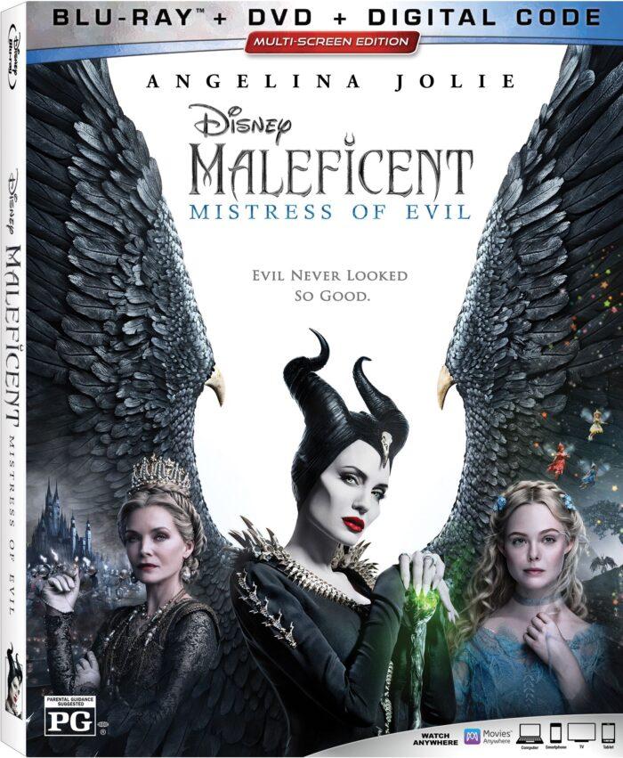 Disney's Maleficent: Mistress of Evil Arrives on Digital 12/31 and Blu-ray 1/14